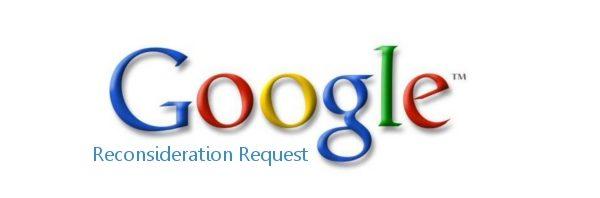 Žádost o nové posouzení webu
