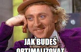 SEO optimalizace