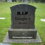 Google+ dávám rok, maximálně dva!
