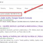 Google testuje odstranění počtu výsledků ze SERPu