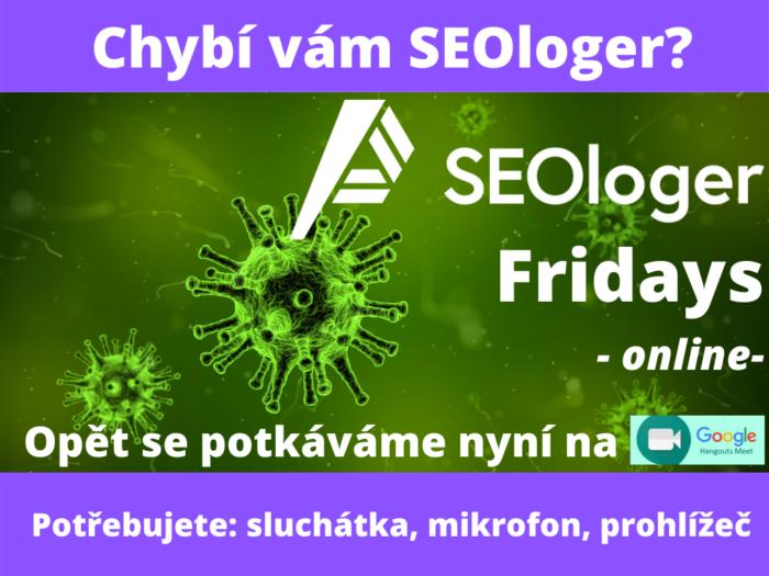 SEOloger Fridays Online