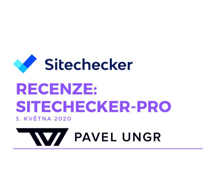 Recenze Sitechecker.pro