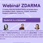 """Webinář online marketingu pro """"gastro"""" zdarma"""