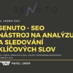 Recenze: Senuto – SEO nástroj na analýzu a sledování klíčových slov