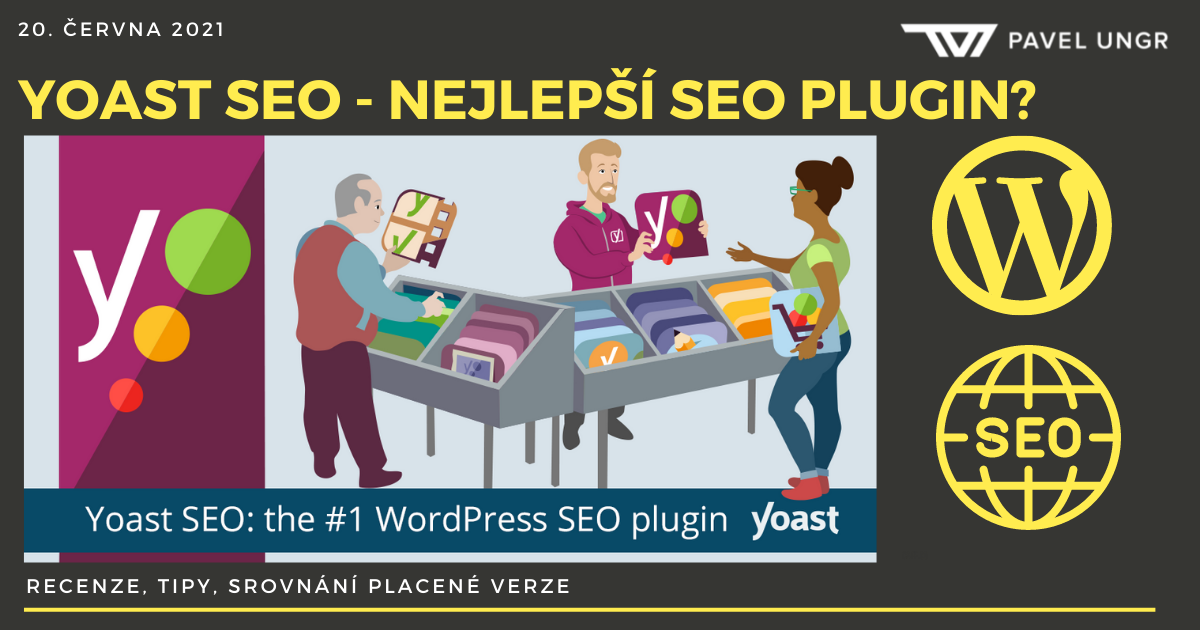 Yoast SEO Wordpress plugin recenze